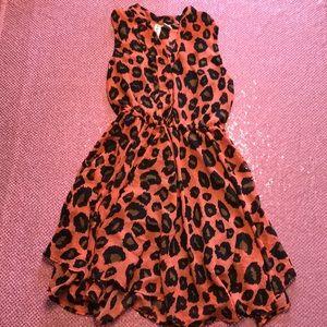 Cheetah Leopard Print Dress from Nordstrom
